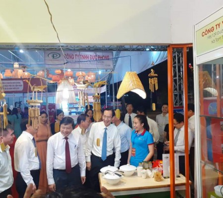 Tuần lễ giới thiệu sản phẩm của Doanh nghiệp TPHCM với Tỉnh Nghệ An năm 2019